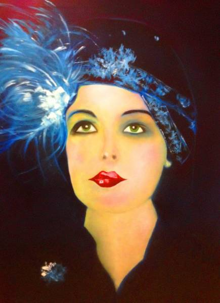 Ziegfeld Paintings | Pixels