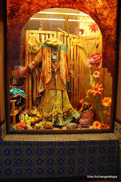 Photograph - Show Window by Irina ArchAngelSkaya