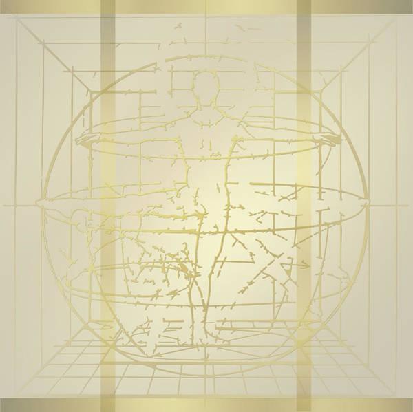 Digital Art - Shower Curtain No 2 by Robert G Kernodle