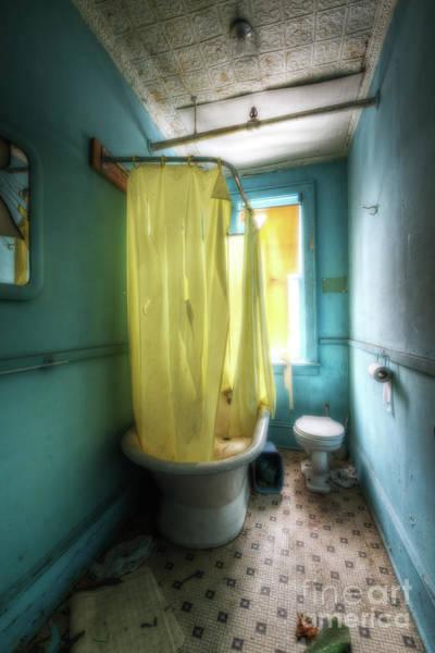 Wall Art - Photograph - Shower In Dirt by Michael Ver Sprill