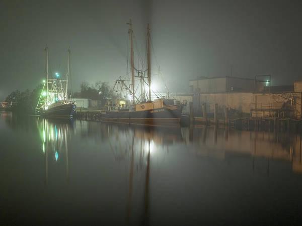Photograph - Shrimp Boat by Brad Boland
