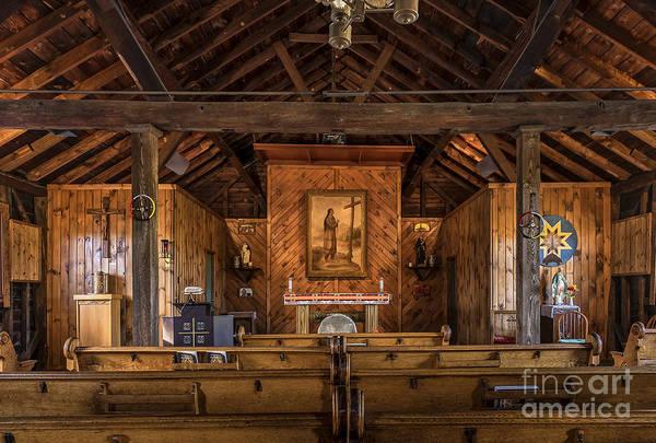 Wall Art - Photograph - Shrine Of Saint Kateri Tekakwitha by John Greim