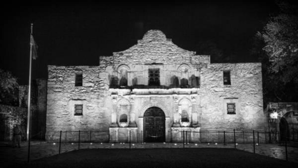 Wall Art - Photograph - Shrine Of Texas Liberty by Stephen Stookey
