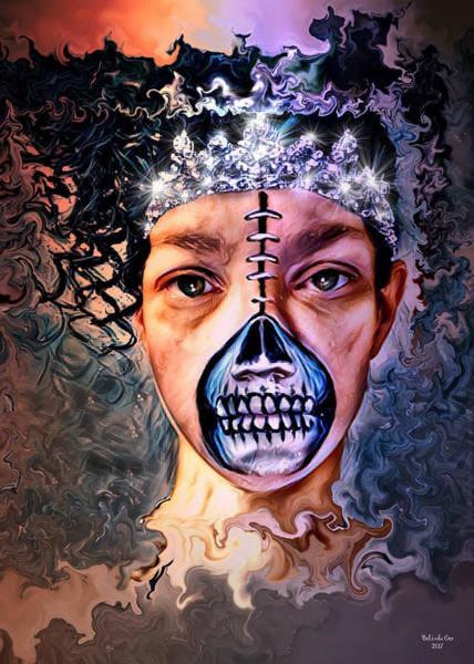 Digital Art - I Made The Cut by Artful Oasis