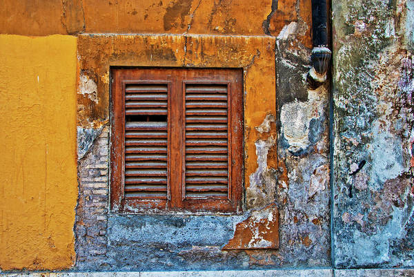 Photograph - Shuttered by Harry Spitz