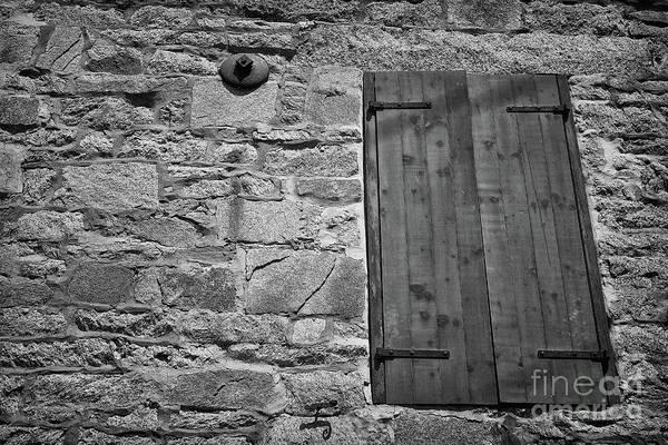 Photograph - Shuttered by Karen Adams
