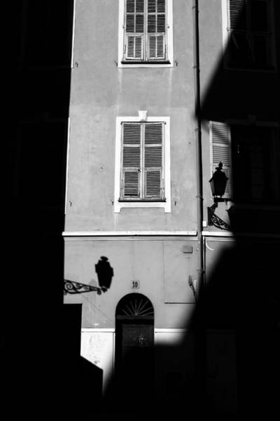 Photograph - Shutters And Shadows 1b by Andrew Fare