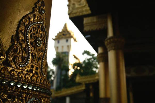 Wall Art - Photograph - Shwedagon In Rangoon by Jessica Rose