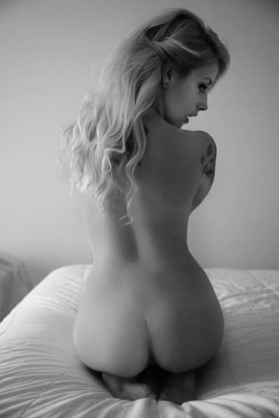 Photograph - Shy by Rick Berk