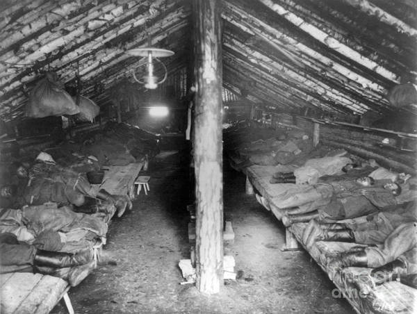 Photograph - Siberia: Convict Barracks by Granger