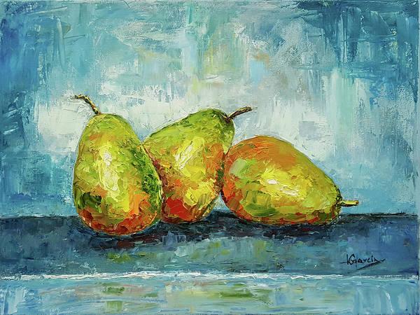 Painting - Siblings by Janet Garcia