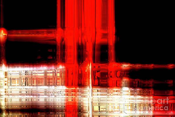Digital Art - Sicario by John Rizzuto