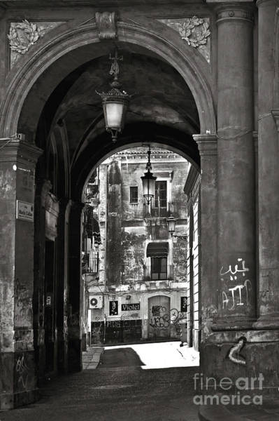 Photograph - Sicilian Baroque Sound Of Catania by Silva Wischeropp