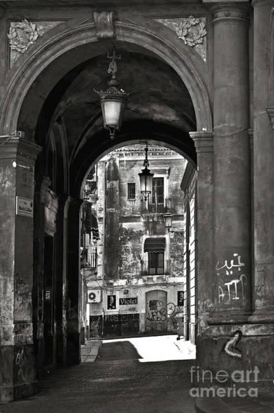 Photograph - Sicilian Baroque Sound Of Catania by Silva Wischeropp