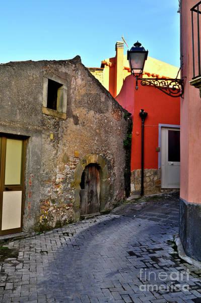Photograph - Sicilian Medieval Sound by Silva Wischeropp