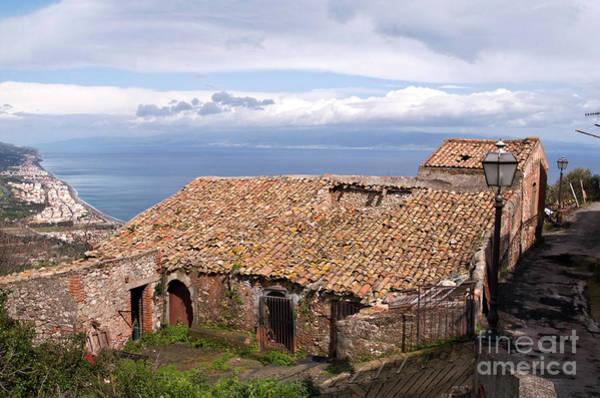 Photograph - Sicilian Forgotten Sound by Silva Wischeropp