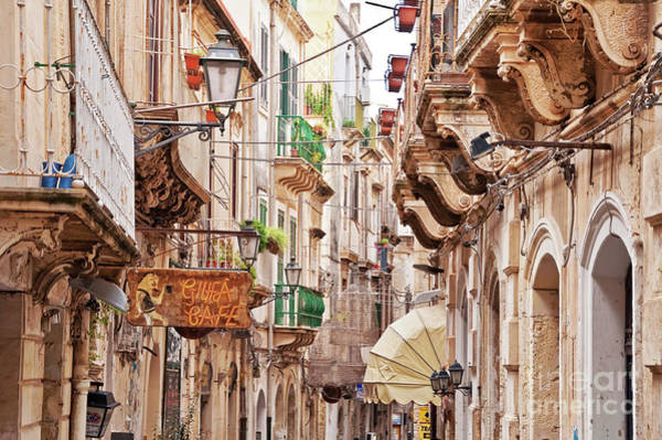 Wall Art - Photograph - Sicily by Delphimages Photo Creations