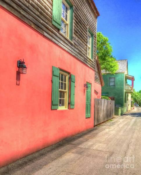 Wall Art - Photograph - Side Street by Debbi Granruth