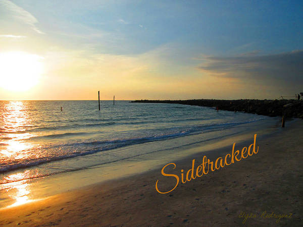 Photograph - Sidetracked Limited Special by Elyza Rodriguez