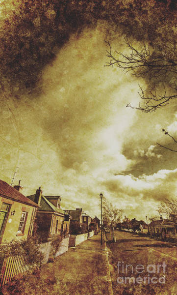 English Culture Photograph - Sidewalks And Paper Villages by Jorgo Photography - Wall Art Gallery