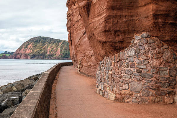 Wall Art - Photograph - Sidmouth  -  England by Joana Kruse