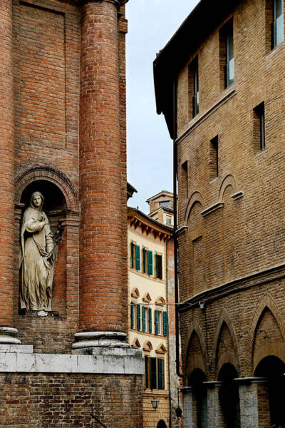 Photograph - Siena Italy 4 by Andrew Fare