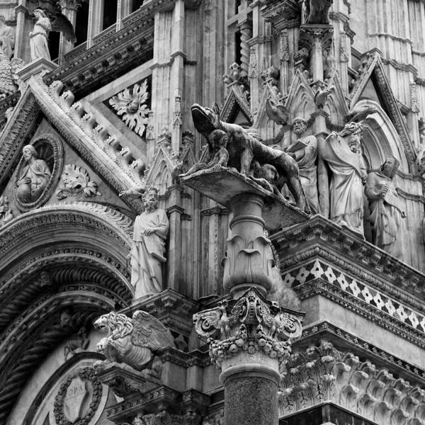 Photograph - Siena Italy 9b by Andrew Fare