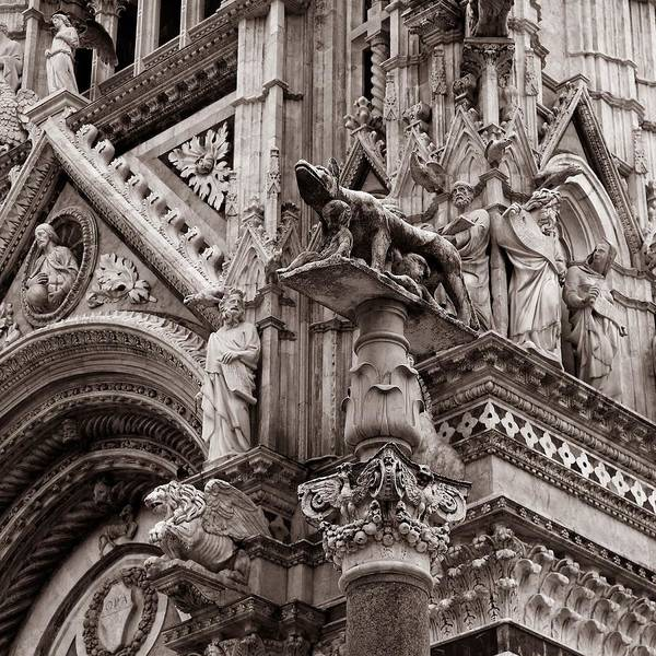 Photograph - Siena Italy 9c by Andrew Fare