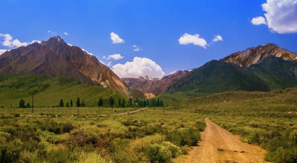 Photograph - Sierra Mountains - Mammoth Lakes, California by Bryant Coffey