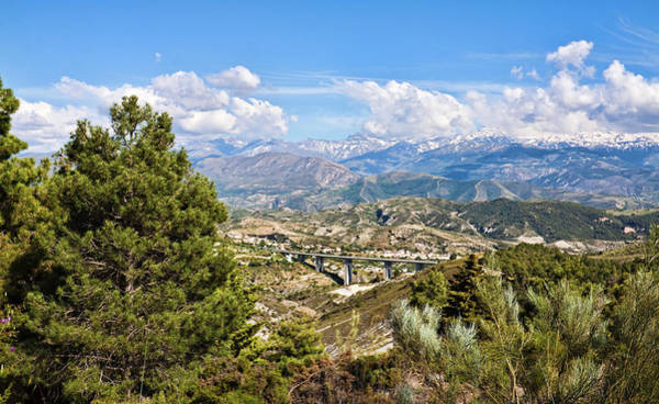 Photograph - Sierra Nevada, Spain by Tatiana Travelways