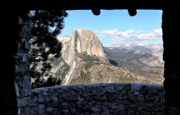 Photograph - Sierra Window by Nicholas Blackwell