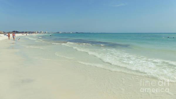 Photograph - Siesta Key Beach Florida by Edward Fielding