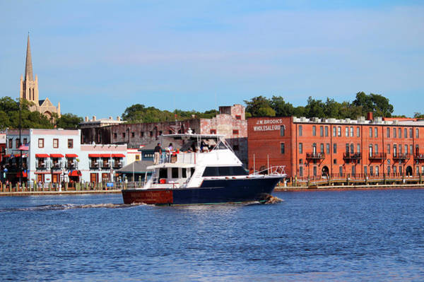 Photograph - Sightseeing From Boat by Cynthia Guinn