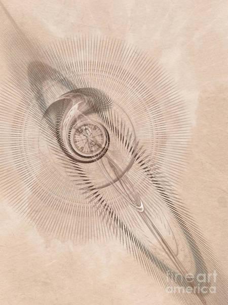 Deity Digital Art - Sigil by John Edwards