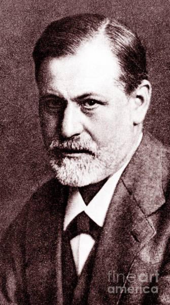 Wall Art - Photograph - Sigmund Freud, 1909 by English School