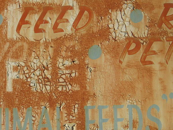 Capitalism Mixed Media - Sign Abstract by Billy Tucker