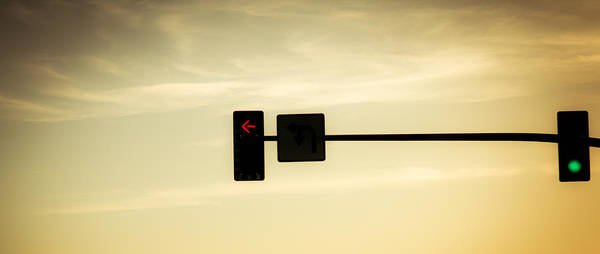 Wall Art - Photograph - Signal by Hyuntae Kim