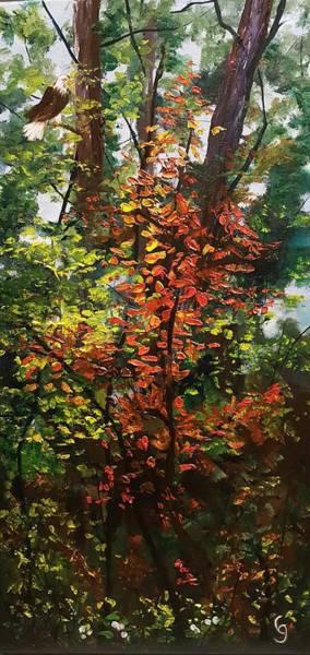 Painting - Signs Of Fall          52 by Cheryl Nancy Ann Gordon