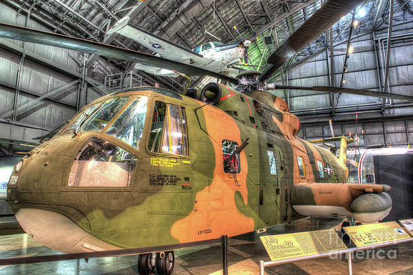 Wall Art - Photograph - Sikorsky Hh-3 Jolly Green Giant by Greg Hager