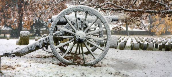 Gettysburg Battlefield Photograph - Silence  by JC Findley