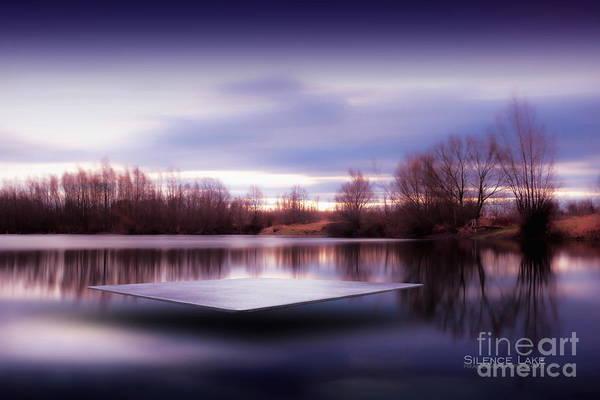 Wall Art - Photograph - Silence Lake  by Franziskus Pfleghart