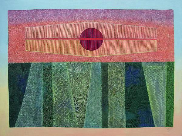 Wall Art - Painting - Silence Over The Rainforest by Jennifer Baird