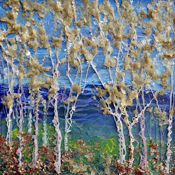 Painting - Silences by Regina Valluzzi