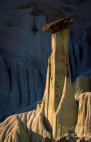 Desert View Tower Photograph - Silent Ghost by Inge Johnsson
