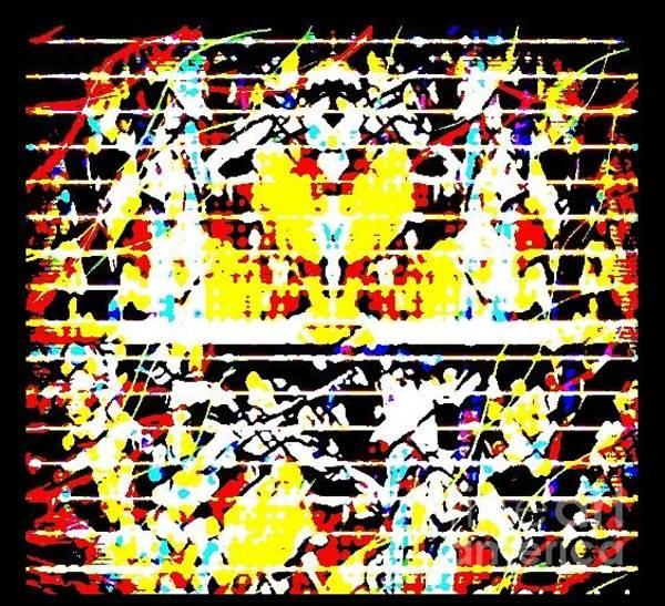 Digital Art - Silent Hill Pop Art Style by Swedish Attitude Design