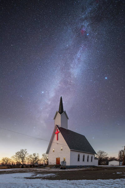 Wall Art - Photograph - Silent Night  by Aaron J Groen