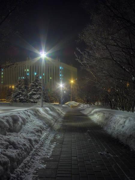 Photograph - Silent Night by Alexey Kljatov