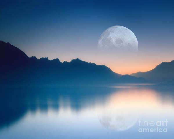 Photograph - Silent Night by Edmund Nagele