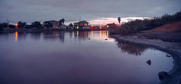 Alviso Photograph - Silent Night by Quality HDR Photography