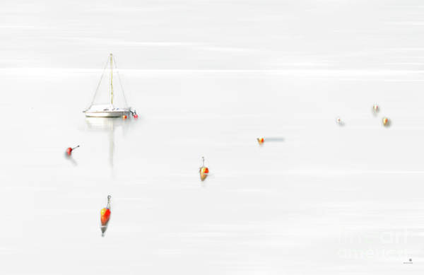 Photograph - Silent Sailing by Hannes Cmarits